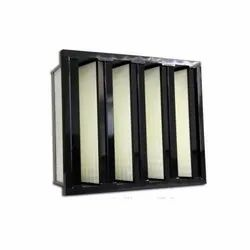 V Cell Compact Filters Class F7 to F9