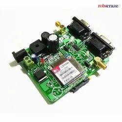 Robocraze SIM908 Modem With Free GPS And GSM Antenna