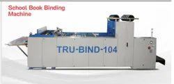 TRUTECH School Book Binding Machine, Max Binding Thickness: <20 mm, Automatic Grade: Automatic