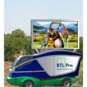 Rectangle Mobile Led Screen For Advertising