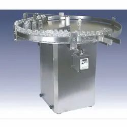 Rotary Accumulation Table