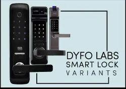 Dyfo Lever Digital Door Locks, Biometric