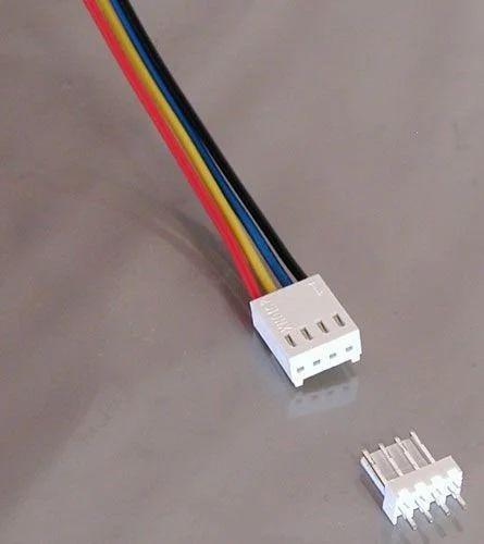 W/Header Pin Connector