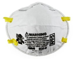 3M 8210 Particulate Respirator N95