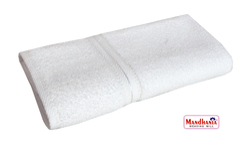 Cotton Embroidered Premium Hotels Bath Towels Set