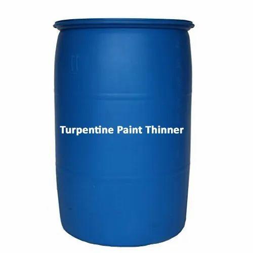 Turpentine Paint Thinner