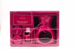 AuraDecor English Rose Premium Fragrance Gift Set