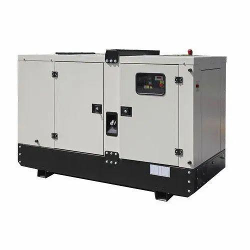 100 KVA Silent Diesel Generator