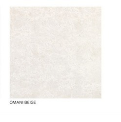 Omani Beige Double Charge Vitrified Tiles