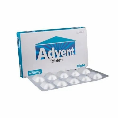 Advent 625mg Tablet