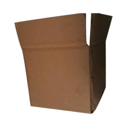 Brown 6-10 Kg Corrugated Box