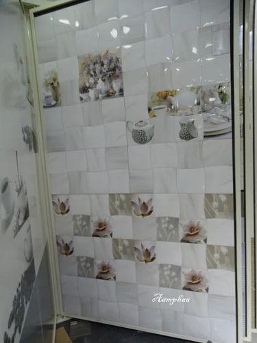 Gloss Ceramic Printex Somany Bathroom