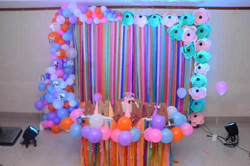 Birthday Party Planner Services