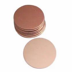 Cupro Nickel Circle