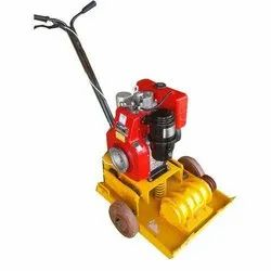 Plate Compactor With Diesel Engine