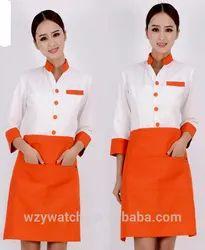 catering uniform chef coat