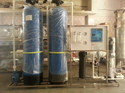 Stainless Steel Industrial Reverse Osmosis Plant, Capacity (litres Per Hour): 2000-3000 Liter/hour, Semi-automatic