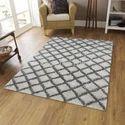 Rectangular Handwoven Wool Flokkati Floor Rugs