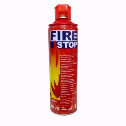aluminium Mechanical Foam Based Fire Stop Portable Fire Extinguisher, For E Rickshaw, Car, Capacity: 500 ml