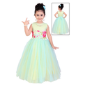 22 To 36 Apple Green Kuberan Sky Blue Long Gown