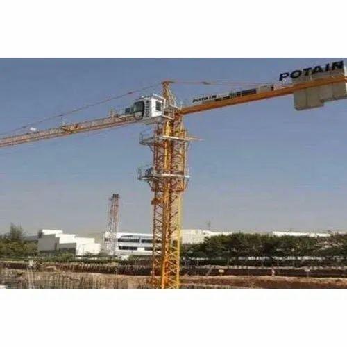 Industrial Potain Tower Crane