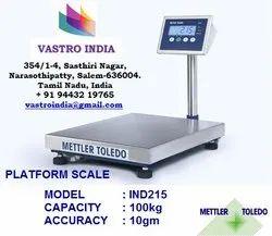 Mettler Toledo Scales