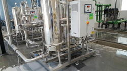 Pharmaceutical Water System, Capacity: 0-10kl
