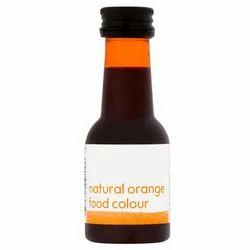 Natural Food Orange Color