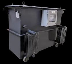 150 KVA Oil Cooled Three Phase Servo Voltage Stabilizer