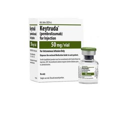 KEYTRUDA  50 INJECTION