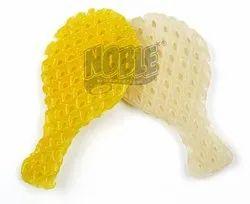 Badminton Shape Snack Pellet
