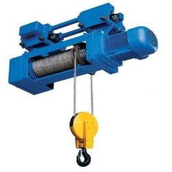 Electric Wire Rope Chain Mechanical Hoist