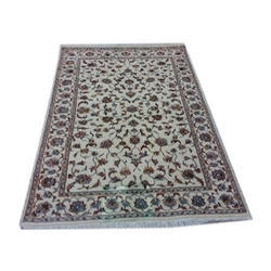 Multicolor Embroidered Persian Carpet, For Home, Size: 4*6 Feet