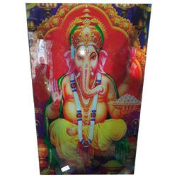 Glass Lord Ganesha Stained