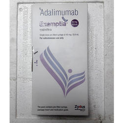 Adalimumab (Exemptia) 40mg Injection