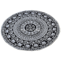 Mandala Indian Hippie Throw