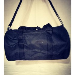 Plain Duffle Bag
