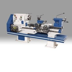 Semi Automatic Heavy Duty Lathe Machine