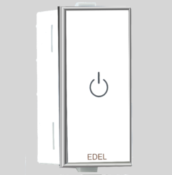 EDEL 5 Modular Touch Switches, 230