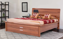 Commercial Ply (mr Grade) Wooden Bed