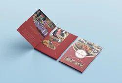 Offset 1-7 Days Folder Printing Services