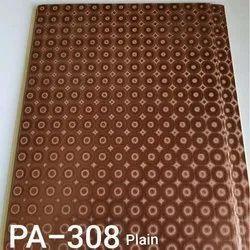 3D Printed PVC Wall Panel