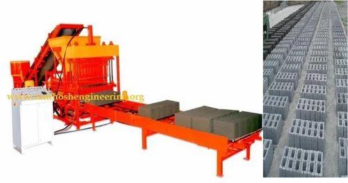 Hollow Block Machine Fully Automatic Concrete Block Making