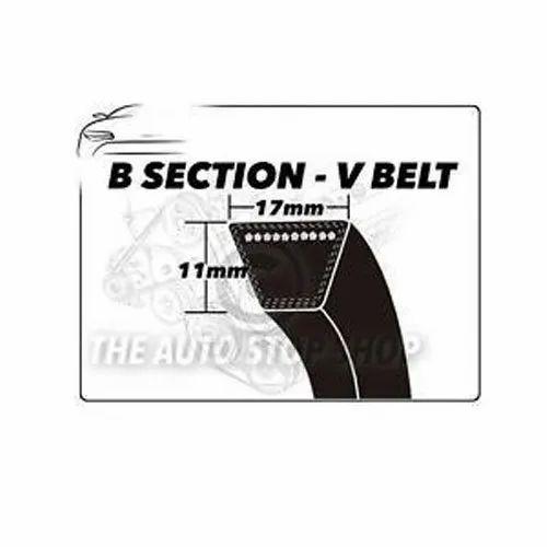 DUNLOP B47 Replacement Belt