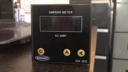 Digital Single Phase DC AMP Meter