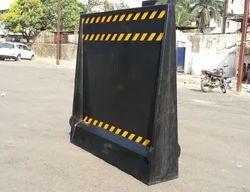 Metro Road Barricade