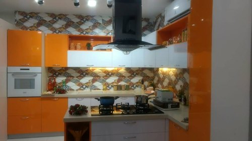 kutchina modular kitchen at rs 75000 piece  kutchina