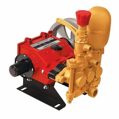 A-1 Shakti AS-36 3D Horizontal Tripplex Piston Pump