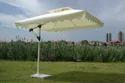 Off White Garden Umbrella