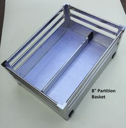 Stainless Steel Profile Basket